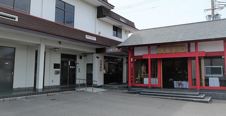文化財を所有する歴史的なホール